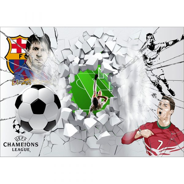 Fototapet-Copii-20-Fotbal-Wall