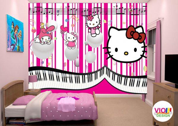 Fototapet-Copii-24-Hello-kitty-250x400-cm