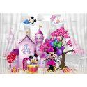 Fototapet Copii cu Mickey si Minnie Mouse